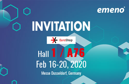 2020 EUROSHOP INVITATION