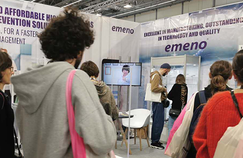Euroshop2020 Emeno at World's No.1 Retail Trade Fair